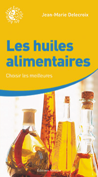 photo livre huiles alimentaires